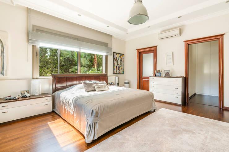 Mimode Mimarlık/Architecture – SAHİLEVLERİ VİLLA Ş.K. :  tarz Yatak Odası