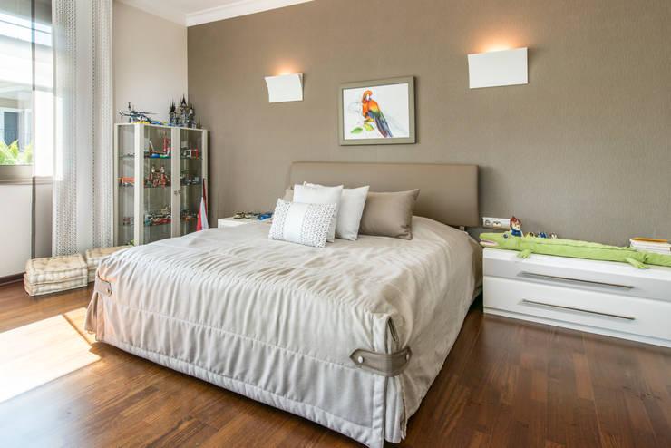 غرفة نوم تنفيذ Mimode Mimarlık/Architecture