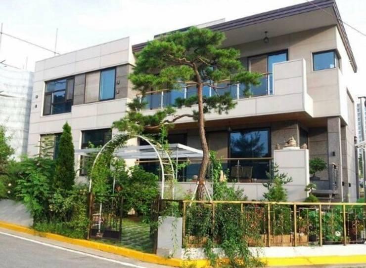 하기동 557-6 단독주택 건축: (주)태림종합건설의