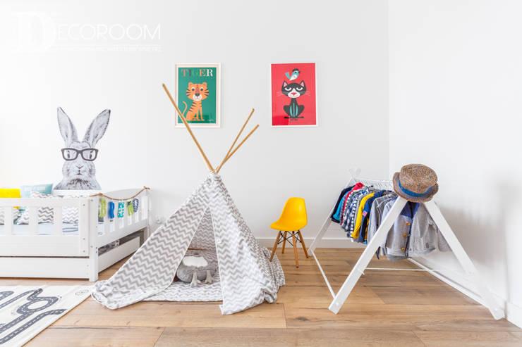 غرفة الاطفال تنفيذ Decoroom