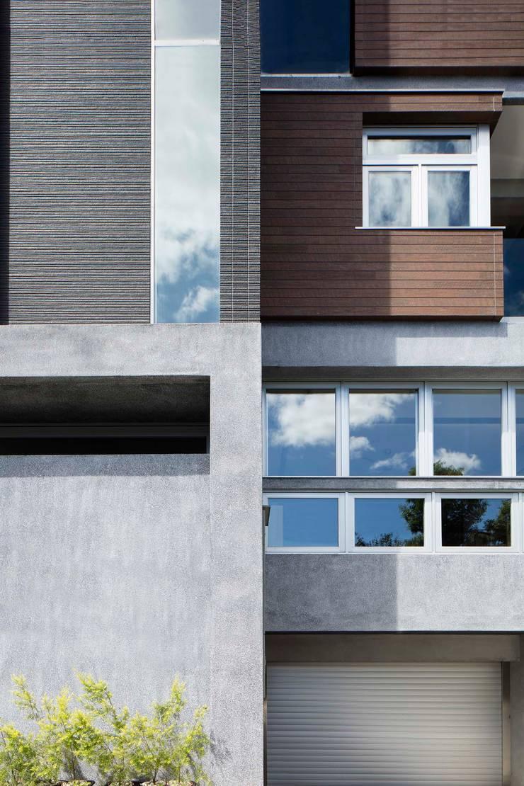 比例與分割:  房子 by 前置建築 Preposition Architecture