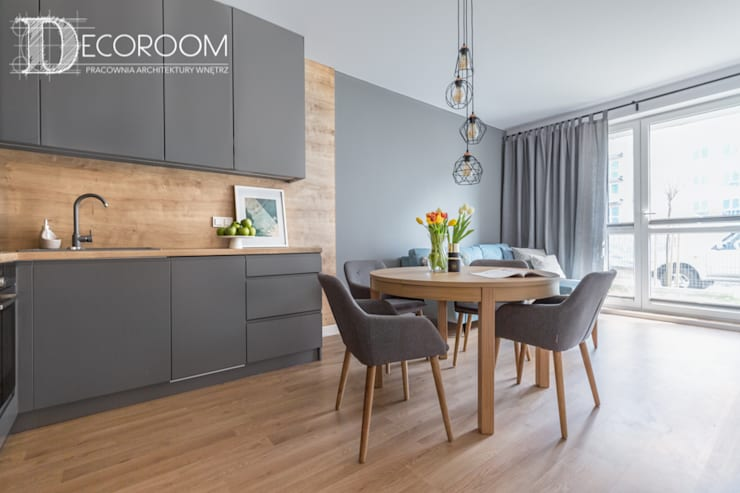 Living room by Decoroom