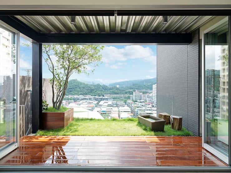 Teras by 前置建築 Preposition Architecture