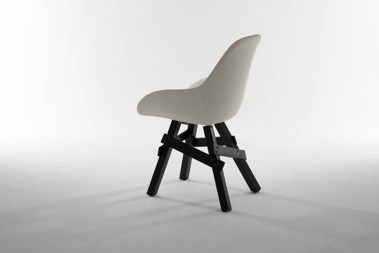 de style  par Studio Sander Mulder, Moderne Bois Effet bois