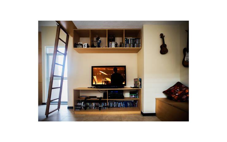 Muebles Empotrados personalizados: Dormitorios de estilo  por Marco Salazar Valle