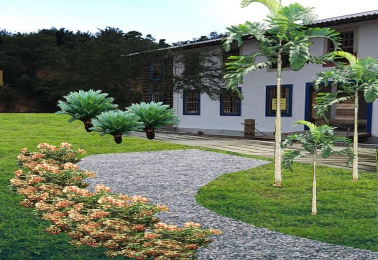 Projeto sustentável :   por Piquet Paisagismo