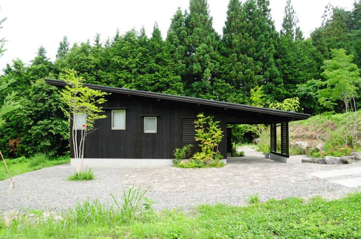大町の家: 設計工房 悠が手掛けたです。