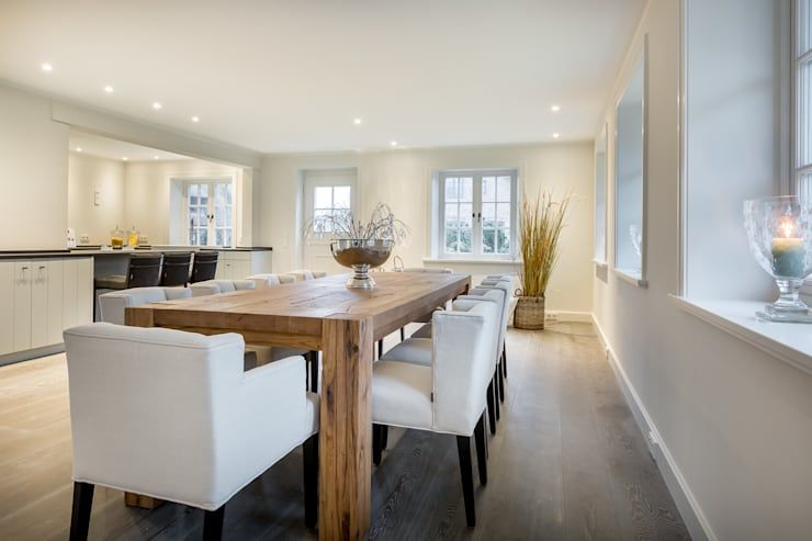 Home Staging Sylt GmbHが手掛けたダイニング