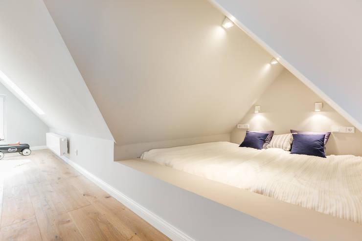 غرفة نوم تنفيذ Home Staging Sylt GmbH