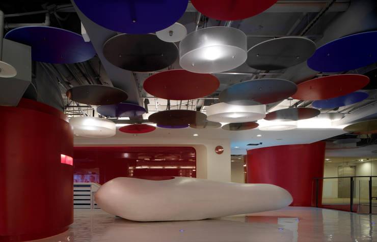 صالة الرياضة تنفيذ 鼎爵室內裝修設計工程有限公司