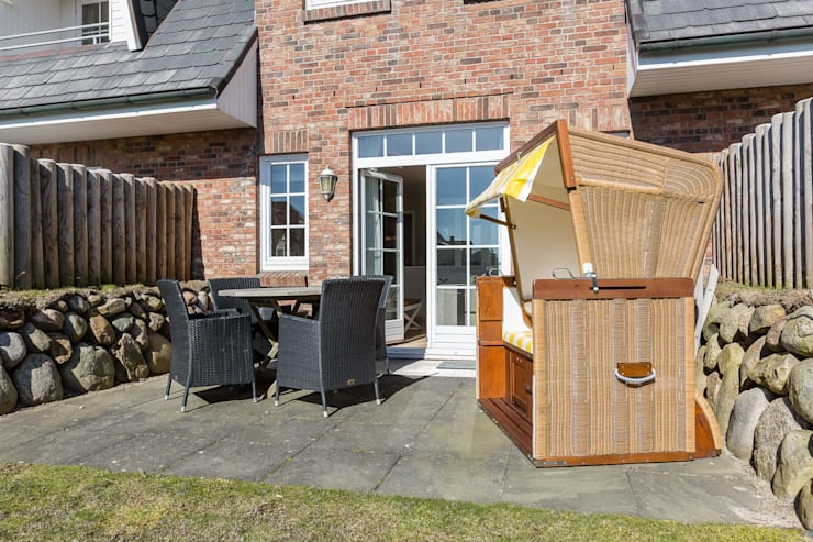moderne Tuin door Home Staging Sylt GmbH