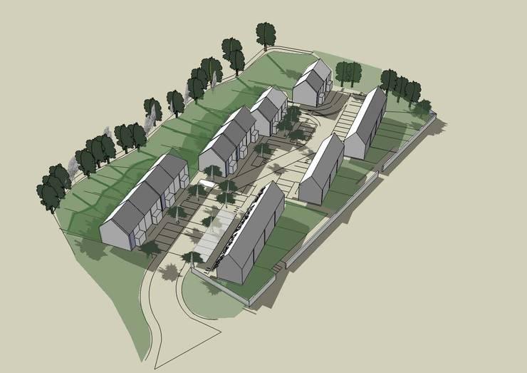 View of development par Phi Architects
