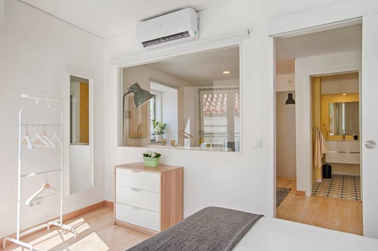 臥室 by menta, creative architecture