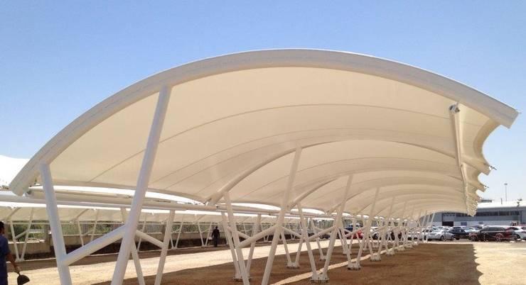 Tenda Membrane:  Taman by Putra Canopy
