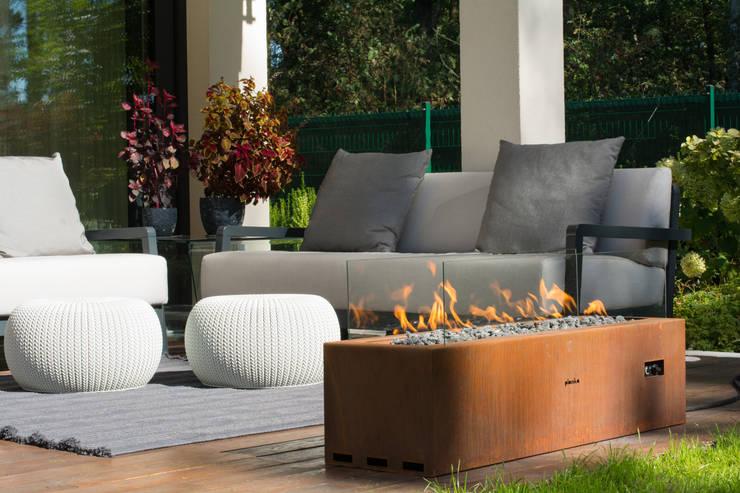 Garten von Clearfire - Lareiras Etanol