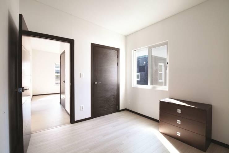 room의 모습: 스마트하우스의  침실