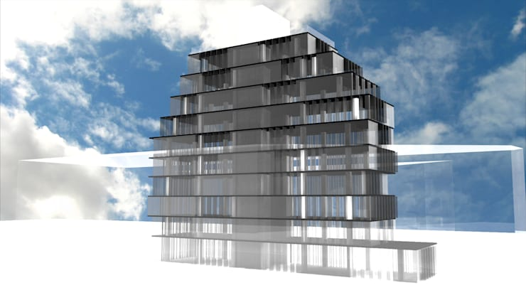 Houses by Glocal Architecture Office (G.A.O) 吳宗憲建築師事務所/安藤國際室內裝修工程有限公司