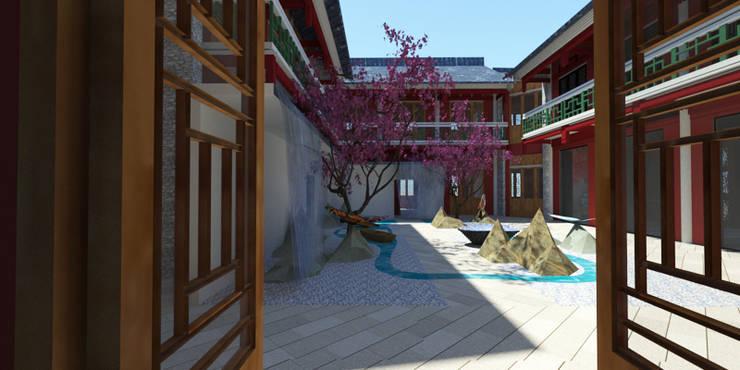 Hotels by Glocal Architecture Office (G.A.O) 吳宗憲建築師事務所/安藤國際室內裝修工程有限公司