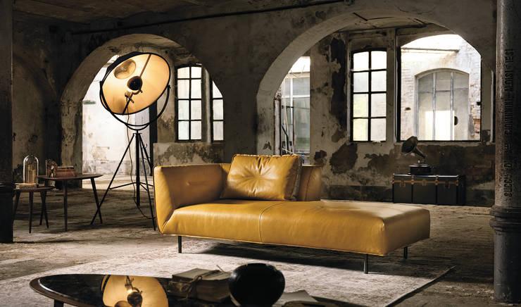 غرفة المعيشة تنفيذ Cappelletti Architetti