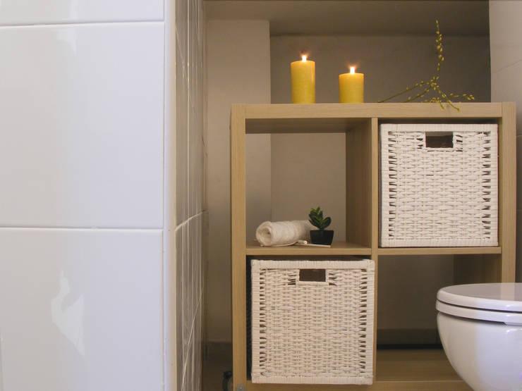 حمام تنفيذ Sonia Santirocco architetto e home stager