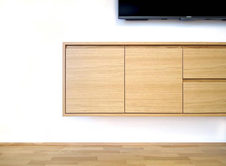 Senacor Office VIE by INpuls Minimalist Wood Wood effect