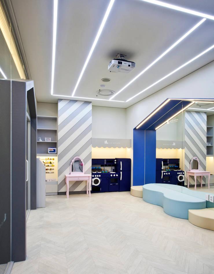 위례 일로 키즈 인스티튜트  ILO KIDS INSTITUTE  : 디자인마또의  상업 공간