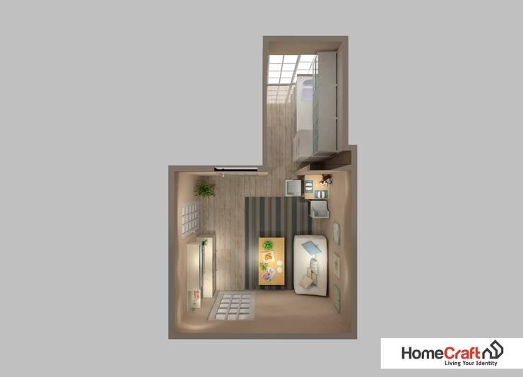 คอนโดเดอะ นิช โมโน รัชวิภา The Niche Mono Ratchavipa:   by HomeCraft (Home Outlet Co.,Ltd.)