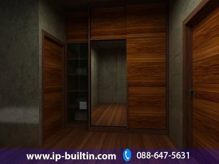 ตกแต่งภายในห้องแต่งตัว:   by IP BUILT IN