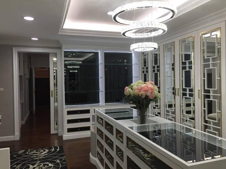 ตกแต่งภายในบ้านคุณซ้อแดง:   by Room 207 Thailand