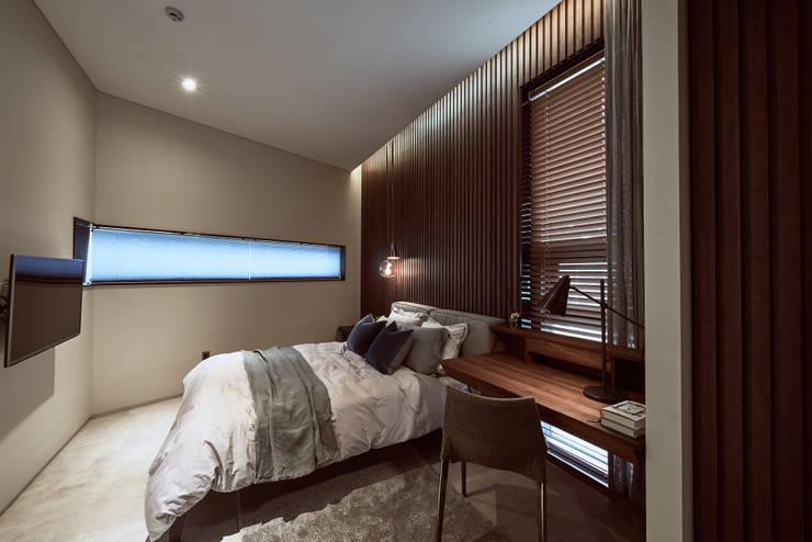 Habitaciones de estilo  por Design Anche