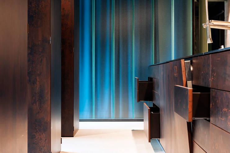 industrial Kitchen by arcs architekten
