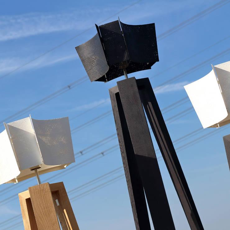 Treepod Light nr2:  Woonkamer door Marco Tabak