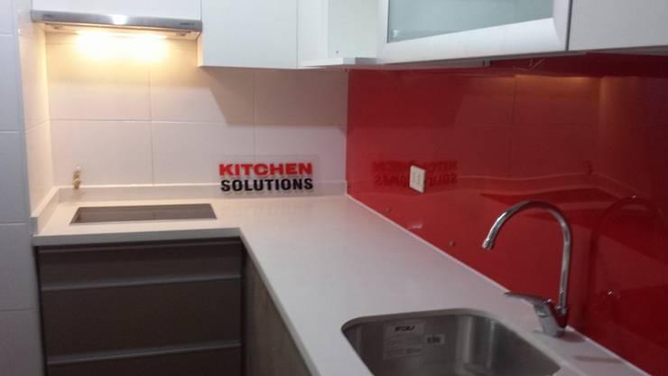 Kitchen Solutions Ltda.: Cocina de estilo  por Kitchen Solutions
