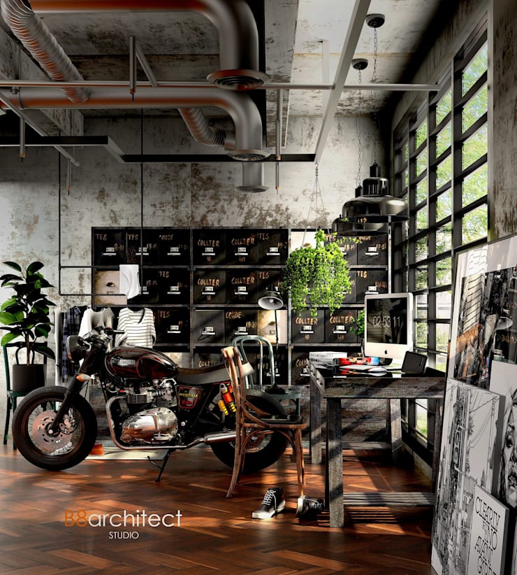 FOLIO B8architect studio:   by B8architect studio
