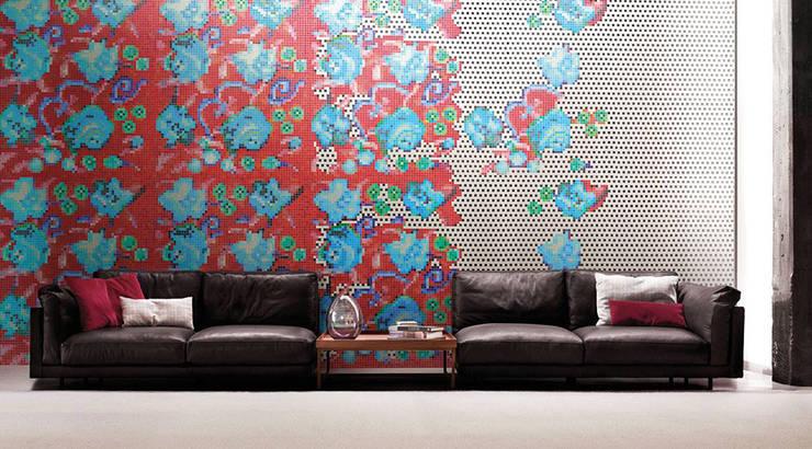 Dinding oleh Aprifer, Modern