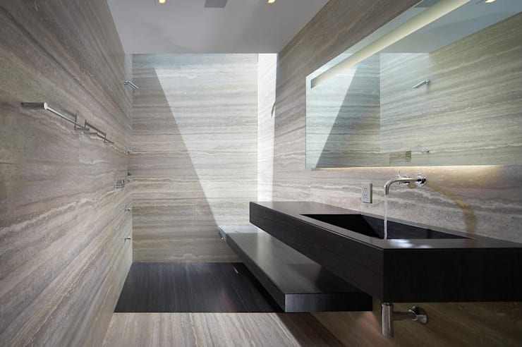 ห้องน้ำ by Aprifer
