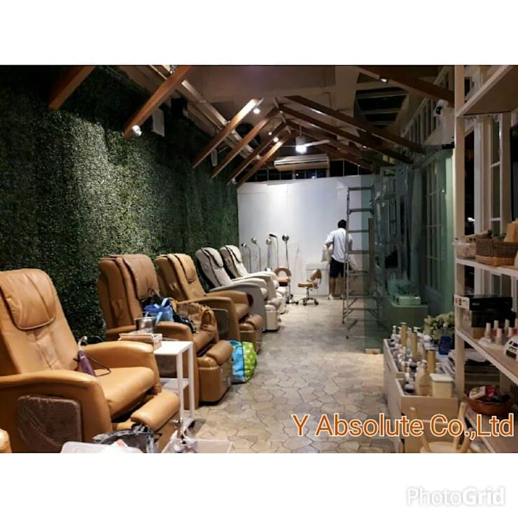 Nail Home Spa:   by Y Absolute Co.,Ltd