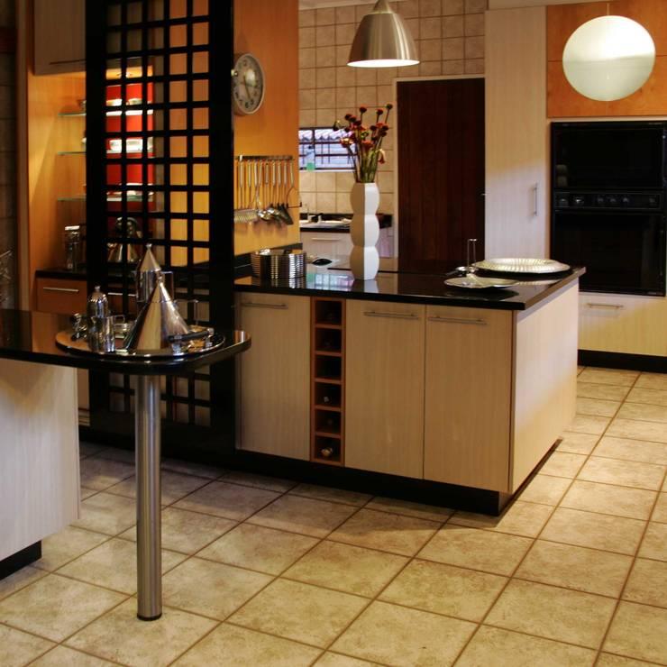 Ilkley Road:  Kitchen by Ininside