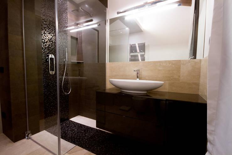 46 bagni piccoli e moderni con doccia - Bagni con doccia moderni ...