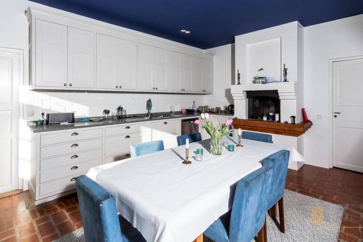 meble kuchenne: styl , w kategorii Kuchnia zaprojektowany przez PPHU BOBSTYL