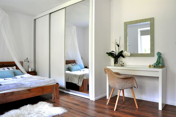 :  Bedroom by poziom3.