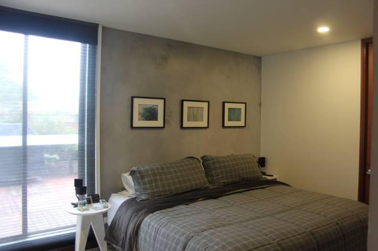 Habitación principal: Recámaras de estilo  por Home Reface - Diseño Interior CDMX