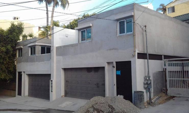 Casas de estilo  por ALUR Arquitectos