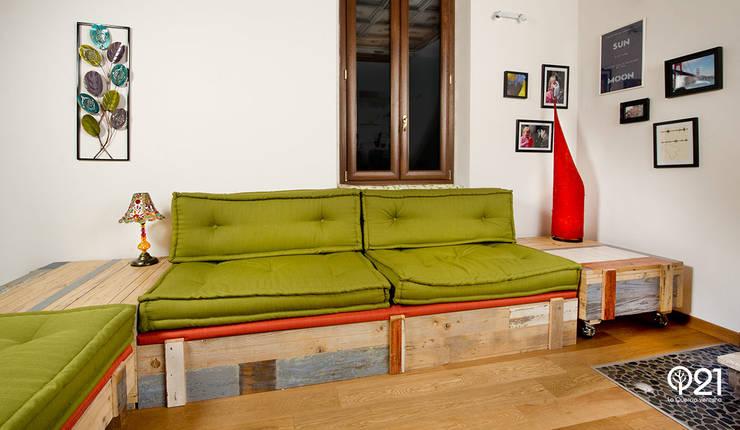 Phòng khách by Laquercia21