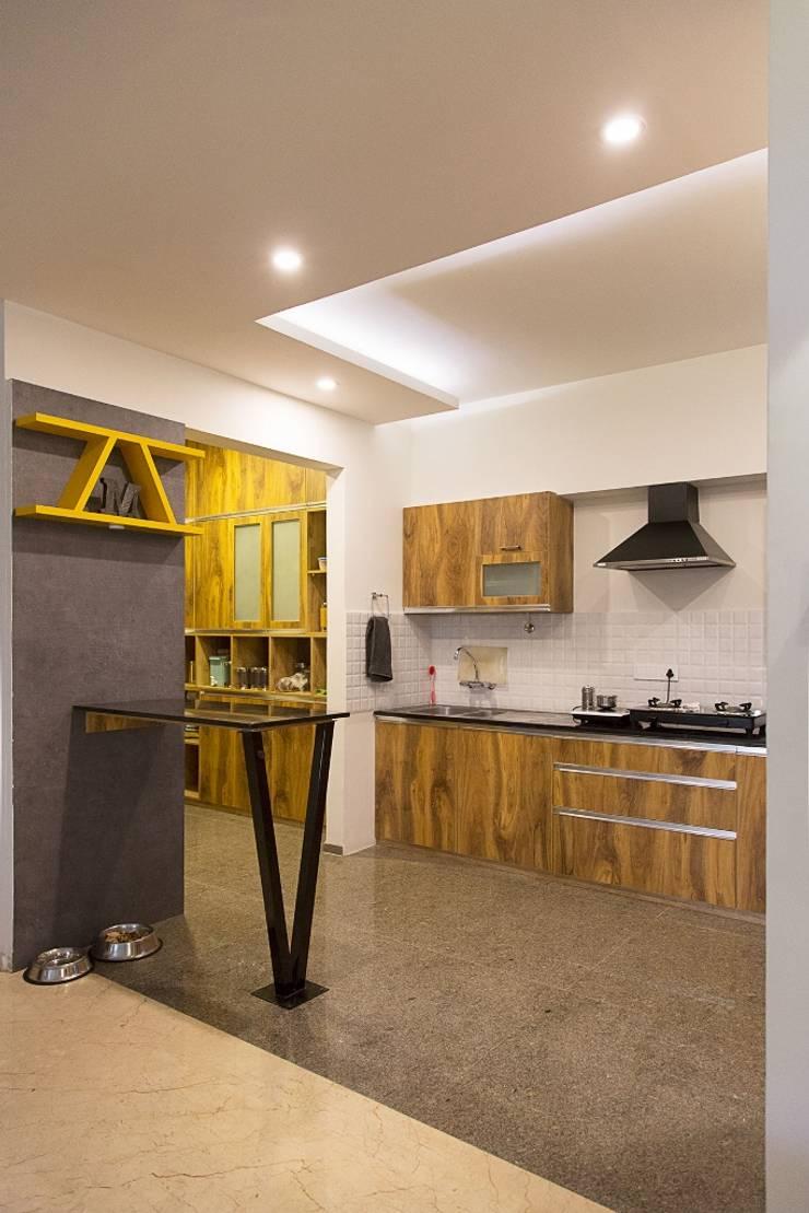 Skyline casa 3BHK Apartment in Richmond Road:   by Eraser IEB