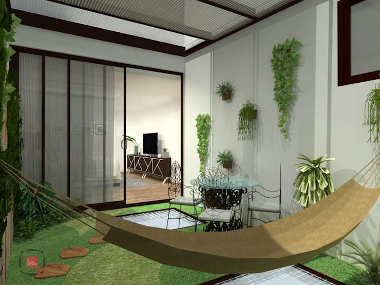 Taman by JELKH Design Architects s.a.s