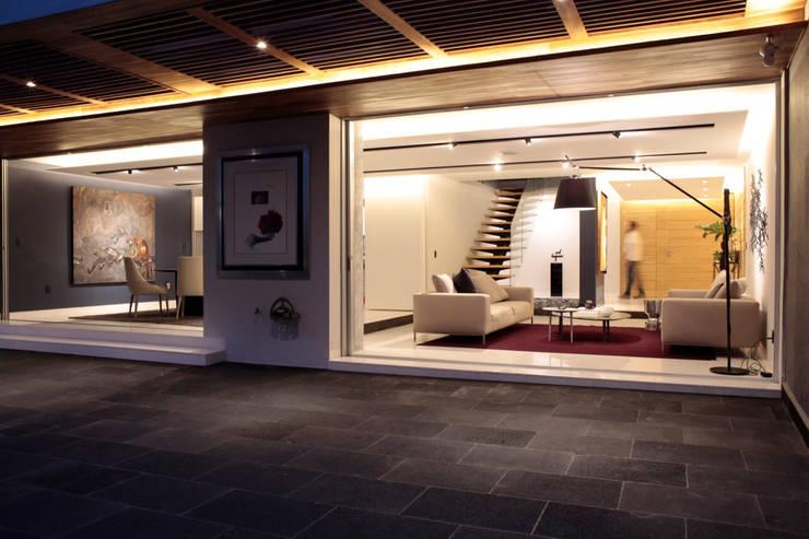 Living room by MM estudio interior