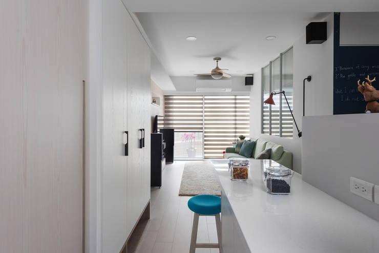 家:  餐廳 by 倍果設計有限公司