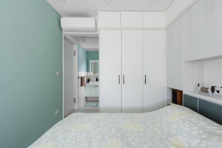 家:  臥室 by 倍果設計有限公司