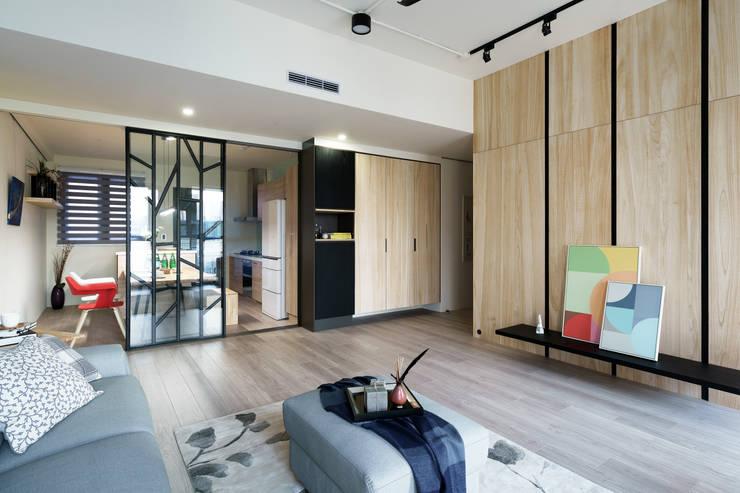 Walls by 羽筑空間設計